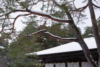 雪の高野山 - katsuのヘタッピ風景