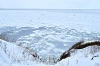流氷のある風景② - Photo Of 北海道大陸