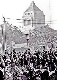 <労働闘争>炭鉱労働組合員 1960年 - 写真家藤居正明の東京漫歩景
