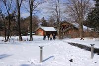 2月の赤城自然園(2) 雪景色 (撮影日:2018/2/18) - toshiさんのお気楽ブログ