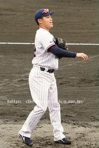 強い広島に雨も味方、大瀬良にわずか2安打1得点、9回に2点かえすも★3-8完敗 - Out of focus ~Baseballフォトブログ~