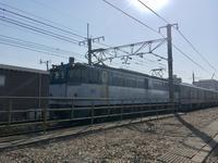 再び!京成電鉄3000形甲種輸送! - 子どもと暮らしと鉄道と