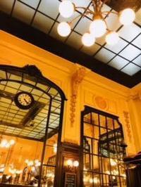 ブイヨン シャンティエ 歴史あるパリの大衆食堂 Bouillon Chantier - France33
