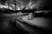 凍結の街で52 - Yoshi-A の写真の楽しみ