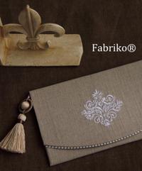 ご新規さんのふくさとカーリング - Fabrikoのカルトナージュ ~神戸のアトリエ~