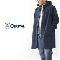 ORCIVAL[オーチバル・オーシバル] 80/2 先染ウェザー 2WAYコート WHC [RC-8873WHC] MEN'S - refalt   ...   kamp temps