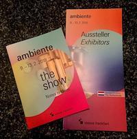 アンビエンテ 2018 - アンサンブラウ スタッフブログ:ドイツ!フランス!イタリア!英国!シンガポール!海外ビジネス最新情報