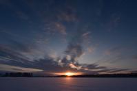 冬の北海道取材 4 - 絵と旅