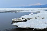 流氷のある風景③ - Photo Of 北海道大陸