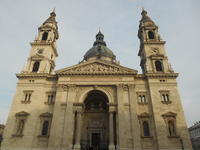 聖イシュトヴァン大聖堂 - 一景一話