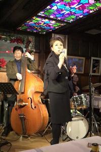 赤坂ケイさんの新年会は、素晴らしい音楽に溢れた超楽しい新年会でした - Lady EVAのMy Favorite Things