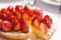 週末に2月のおうちカフェopen - 『小さなお菓子屋さん keimin 』の焼き焼き毎日