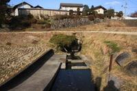 赤城山西麓の湧水(4) 弘法の清水 (撮影日:2018/2/15) - toshiさんのお気楽ブログ