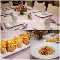 2月のCooking Classが終了しました♪ - Romy's Mondo ~料理教室主宰Romyの世界~