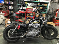 今日のgeemotorcyclesは!!2/22 - gee motorcycles