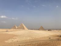 エジプト夢物語  33.ピラミッドビュー - 続・suisuiつくる