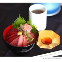 マグロ丼 - HOSHIZORA DINING