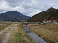 思出川はヌートリアもシラサギもいて面白い - 妙見山麓をわたる風