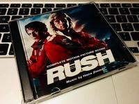 「ラッシュ/プライドと友情」のプロモ盤サントラが届いた。 - Suzuki-Riの道楽