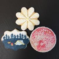 アイシングクッキーあれこれ - 調布の小さな手作りお菓子教室 アトリエタルトタタン