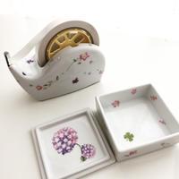 サロンに馴染むテープカッター &  ⁈ - **おやつのお花*   きれい 可愛い いとおしいをデザインしましょう♪