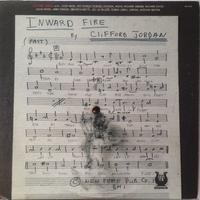Clifford Jordan – Inward FireR - まわるよレコード ACE WAX COLLECTORS