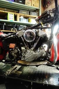 火・水曜日の授業風景 - Vintage motorcycle study