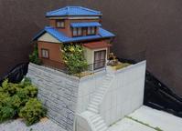 レイアウトに挑戦!(ホ)~ 37.2階建ての民家を作る(5) - 【趣味なんだってば】 趣味じゃないので辞めました。(笑)