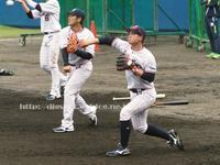 2018浦添キャンプ、奥村展征選手(動画2) - Out of focus ~Baseballフォトブログ~ 2019年終了