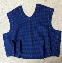 ダーツの先がえくぼにならない縫い方 - アトリエ A.Y. 洋裁教室