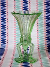 ウラン・ガラスの三つ脚エパーン -  Der Liebling ~蚤の市フリークの雑貨手帖2冊目~