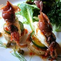 あん肝とホタルイカとリコッタチーズのキムチ - わっぜ美味しい鹿児島としかぷーレシピ