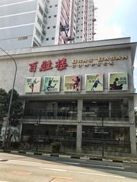 本屋が集まるモール Bras Basah Complexへ - 日日是好日 in Singapore
