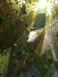 登攀塾(2月21日、14日) - ちゃおべん丸の徒然登攀日記