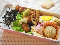 お弁当(2月23日) - くうの食日記
