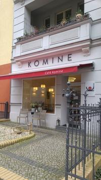 最後はオシャレなカフェに♪ - mit meinem Tempo * ドイツで暮らす私の日常 *