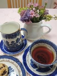 ミルクティーにあうお菓子たち - BEETON's Teapotのお茶会