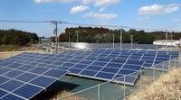 太陽光発電(ソーラーパネル) - 東金、折々の風景