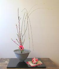 桃の花と芽吹きの季節 - 長女Yのつれづれ記