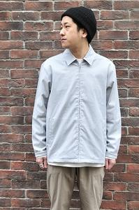 【FLISTFIA】Zip Shirts Jacket - i.d.&company