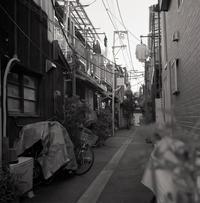 下町情景 - 心のカメラ   more tomorrow than today ...