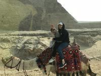 エジプト夢物語  35.王妃のピラミッド - 続・suisuiつくる