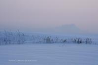 ぼんやり空 - ekkoの --- four seasons --- 北海道