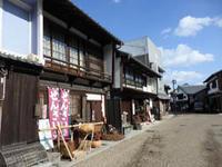 東海道のおひなさま関宿 - Blue Planet Cafe  青い地球を散歩する