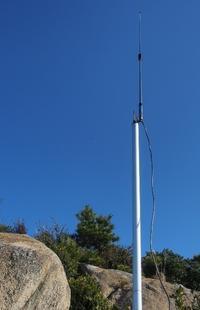 FT-70Dと火の山へ - 無線日和