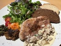 豚肉美味しい☆彡 - Kyoto Corgi Cafe