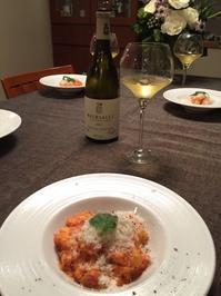ワインと新しいお皿 - Casa Verde