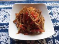 ピリ辛味噌きんぴら - 相生産業国賓味彩タレ&ソース時短料理レシピ集