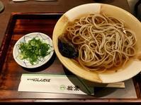お手軽な正統派。(1802再訪)──「松葉 京都駅店」 - Welcome to Koro's Garden!