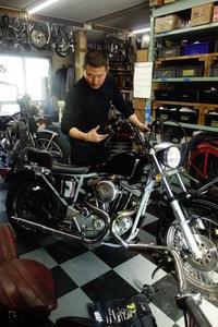 1980XLH1000 卒業 - Vintage motorcycle study